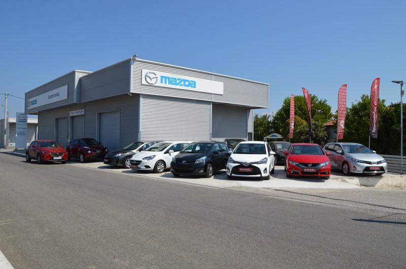 Mazda CX-3 AWD Revolution Top '15 - 25.990 EUR