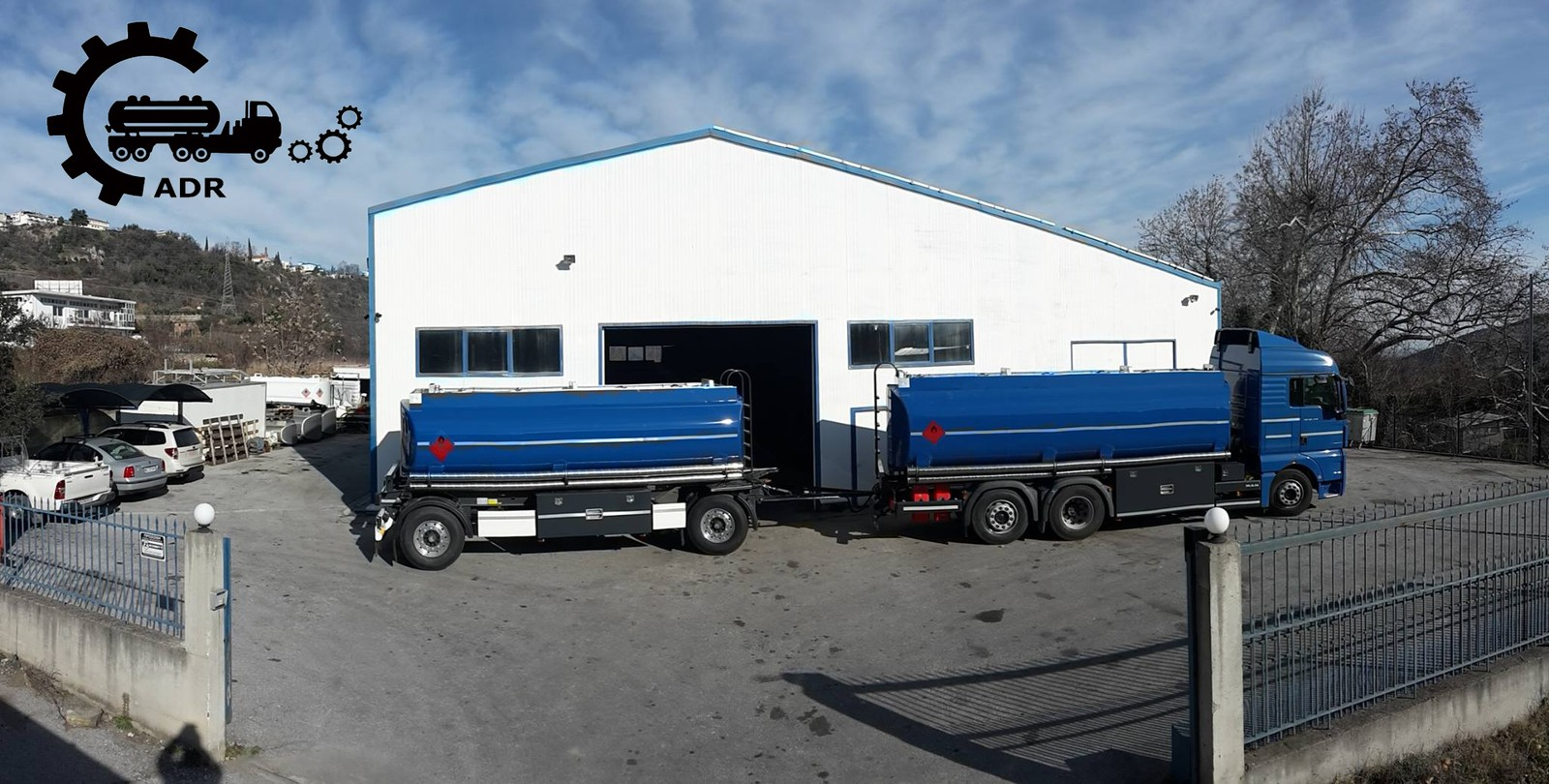 Φορτηγό Άνω Των 7.5τ βυτίο-καυσίμων '18  Αλλο Λάστιχα διανομής-thumb-4