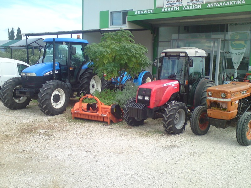 New Holland  70-86 S '98 - € 123 EUR