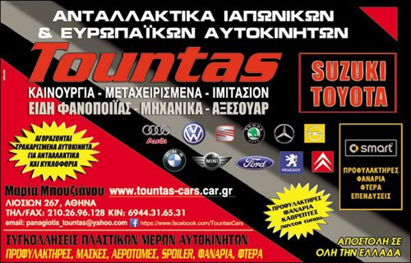 ΤΑΜΠΛΟ TOYOTA RAV 4 2001-2005 - € 25 EUR
